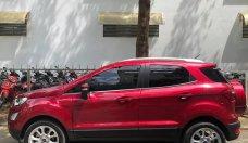 Cần bán xe Ford EcoSport Titanium, sản xuất năm 2018, màu đỏ giá 635 triệu tại Tp.HCM