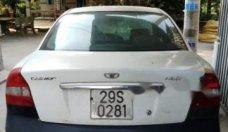 Bán ô tô Daewoo Nubira 1.6MT 2002, màu trắng, giá 55tr  giá 55 triệu tại Tp.HCM