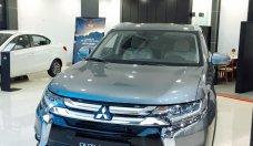 Bán Mitsubishi Outlander năm 2018 màu xám (ghi), giá 909 triệu giá 909 triệu tại Cần Thơ