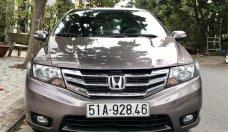 Bán Honda City 1.5 AT, Sx 2014, màu nâu giá 455 triệu tại Tp.HCM