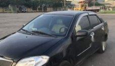Bán ô tô Toyota Vios sản xuất năm 2007, màu đen, giá 162tr giá 162 triệu tại Phú Thọ
