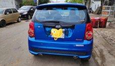 Bán xe Kia Morning đời 2009, màu xanh lam, nhập khẩu giá 295 triệu tại Đà Nẵng