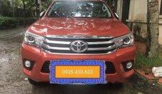 Bán xe Toyota Hilux 2.8G AT bản cao cấp nhất, đăng ký 2017, nhập Thái Lan, giá chỉ 785 triệu giá 785 triệu tại Hà Nội