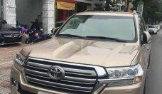 Bán xe Toyota Land Cruiser VX 4.6 đời 2017, màu vàng, nhập khẩu nguyên chiếc giá 3 tỷ 910 tr tại Hà Nội
