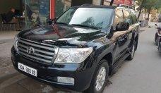 Bán Toyota Land Cruiser đời 2009, màu đen, nhập khẩu giá 1 tỷ 645 tr tại Hà Nội