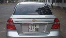 Bán Chevrolet Aveo đời 2016, màu bạc giá Giá thỏa thuận tại Bến Tre