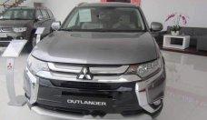 Bán Mitsubishi Outlander 2.4 năm 2018, màu xám, xe nhập giá 1 tỷ 485 tr tại Tp.HCM