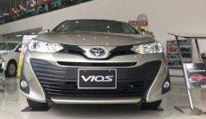 Cần bán xe Toyota Vios năm sản xuất 2018, màu vàng, giá chỉ 531 triệu giá 531 triệu tại Tp.HCM