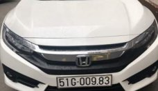 Bán Honda Civic năm sản xuất 2017, màu trắng, nhập khẩu  giá 898 triệu tại Tp.HCM
