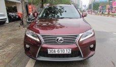 Bán Lexus RX350 2015 màu đỏ giá 2 tỷ 650 tr tại Hà Nội