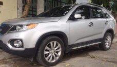 Cần bán gấp Kia Sorento đời 2012, màu bạc số sàn giá 500 triệu tại Tp.HCM