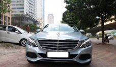 Bán Mercedes C250 Exclusive sản xuất 2016, đăng ký 2017, màu bạc, nội thất đen, biển Hà Nội giá 1 tỷ 420 tr tại Hà Nội