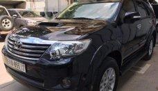Bán Toyota Fortuner 2.5G đời 2014, màu đen, giá 800tr giá 800 triệu tại Tp.HCM