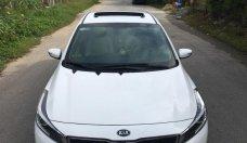 Cần bán lại xe Kia Cerato sản xuất năm 2017, màu trắng giá 605 triệu tại Hà Nội