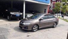 Cần bán Honda City AT 2017, màu nâu như mới, giá chỉ 555 triệu giá 555 triệu tại Hà Nội