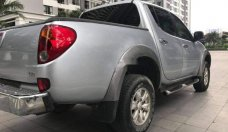 Bán Mitsubishi Triton GLS sản xuất 2010, màu bạc, 375tr giá 375 triệu tại Hà Nội