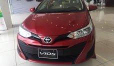 Bán Toyota Vios sản xuất 2018, màu đỏ, giá tốt giá 516 triệu tại Tp.HCM