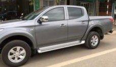 Cần bán gấp Mitsubishi Triton năm sản xuất 2017, màu xám giá 440 triệu tại Hòa Bình