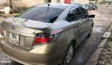 Cần bán gấp Toyota Vios E đời 2017, màu vàng giá cạnh tranh giá 525 triệu tại Hà Nội