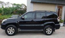 Cần bán Toyota Land Cruiser Prado sản xuất 2008, màu đen, nhập khẩu chính chủ giá 850 triệu tại Hà Nội