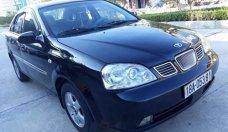 Bán xe Daewoo Lacetti đời 2004, màu đen chính chủ, giá tốt giá 132 triệu tại Ninh Bình