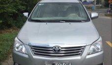 Cần bán xe Toyota Innova sản xuất năm 2013, màu bạc giá 520 triệu tại Tp.HCM
