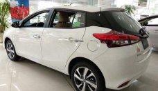 Bán Toyota Yaris 1.5G đời 2018, màu trắng, nhập khẩu giá 650 triệu tại Hà Nội