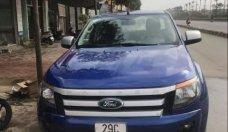 Chính chủ bán xe Ford Ranger XLS đời 2014, màu xanh lam, nhập khẩu giá 495 triệu tại Hà Nội