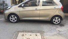 Cần bán lại xe Kia Morning đời 2015, màu vàng, giá tốt giá 254 triệu tại Tp.HCM