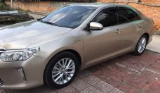 Bán xe Toyota Camry 2.0E AT đời 2018, màu vàng cát như mới, giá tốt giá 936 triệu tại Tp.HCM