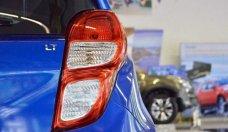 Bán Chevrolet Spark sản xuất 2018, màu xanh lam, xe mới giá 359 triệu tại Tp.HCM