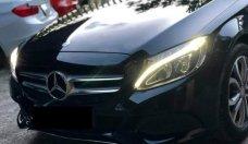 Cần bán lại xe Mercedes C200 2016, màu đen, nhập khẩu giá 1 tỷ 140 tr tại Tp.HCM