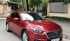 Bán Mazda 3 1.5 AT sản xuất năm 2017, màu đỏ số tự động giá cạnh tranh giá 686 triệu tại Hà Nội