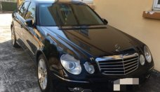 Cần bán lại xe Mercedes E200 2009, màu đen giá 686 triệu tại Hà Nội