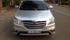 Bán Toyota Innova G năm sản xuất 2014, màu bạc, giá chỉ 585 triệu giá 585 triệu tại Tp.HCM