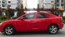 Cần bán gấp Mazda 3 1.6 MT đời 2005, màu đỏ số sàn giá 225 triệu tại Hà Nội