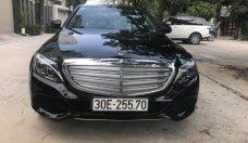 Cần bán lại xe Mercedes C250 sx 2016, màu đen giá 1 tỷ 310 tr tại Hà Nội