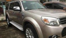 Bán xe Ford Everest, số tự động, màu ghi vàng đời 2013 giá 670 triệu tại Tp.HCM