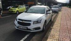 Cần bán xe Chevrolet Cruze sản xuất 2016, màu trắng chính chủ giá 420 triệu tại Tp.HCM