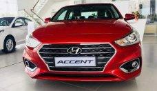 Bán xe Hyundai Accent năm sản xuất 2018, màu đỏ giá 540 triệu tại Tp.HCM
