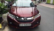 Bán xe Honda City AT sản xuất 2015, màu đỏ như mới giá 478 triệu tại Tp.HCM