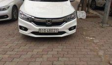 Cần bán xe Honda City AT đời 2017, màu trắng  giá 568 triệu tại Hà Nội