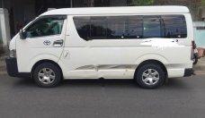 Cần bán lại xe Toyota Hiace đời 2010, màu trắng chính chủ giá 350 triệu tại Đà Nẵng