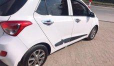 Cần bán lại xe Hyundai Grand i10 1.2 AT đời 2015, màu trắng, nhập khẩu   giá 334 triệu tại Hà Nội