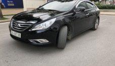 Cần bán xe Hyundai Sonata 2.0 AT sản xuất 2013, màu đen giá 800 triệu tại Hà Nội