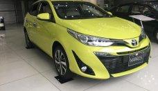 Toyota Giải Phóng- Bán xe Yaris 1.5G, màu vàng giao ngay, giá tốt, ưu đãi vay 90%. LH 0973.160.519 giá 650 triệu tại Hà Nội
