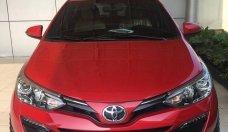 Bán xe Toyota Yaris 1.5G sản xuất năm 2018, màu đỏ, nhập khẩu   giá 650 triệu tại Hà Nội