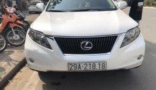 Cần bán Lexus RX350 đời 2010, màu trắng, xe nhập giá Giá thỏa thuận tại Hà Nội