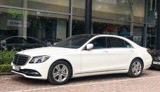 Cần bán Mercedes S450L 2018 chạy 3.000km, màu trắng, giá tốt giá 3 tỷ 590 tr tại Hà Nội