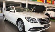 Bán xe Mercedes S450 đăng ký 2018, màu trắng giá cực rẻ, rẻ hơn 500 triệu giá 4 tỷ 60 tr tại Hà Nội